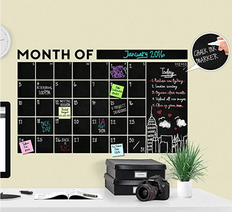 best home products, wall calendar
