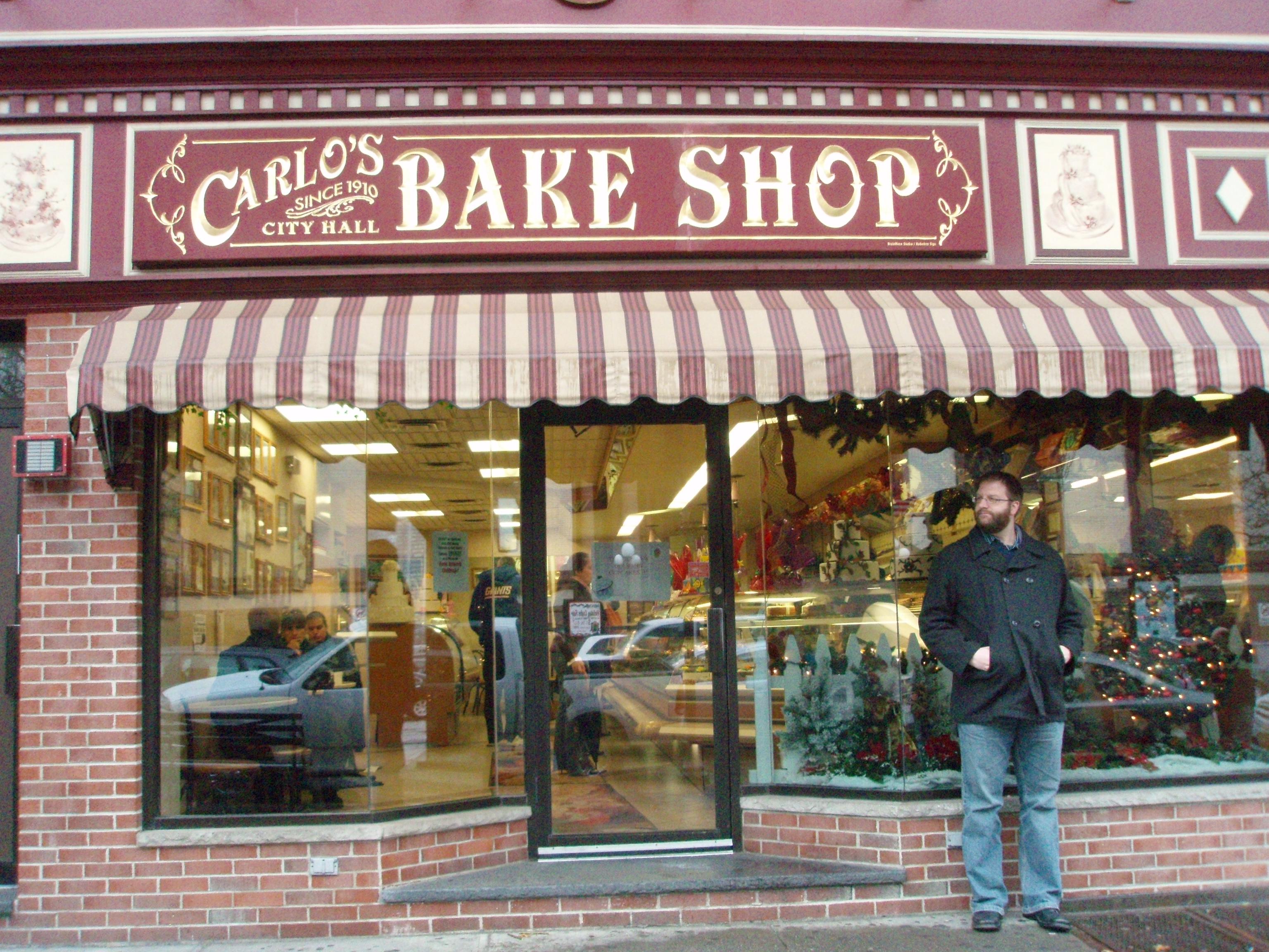 Carlo's Baker in Hoboken, NJ