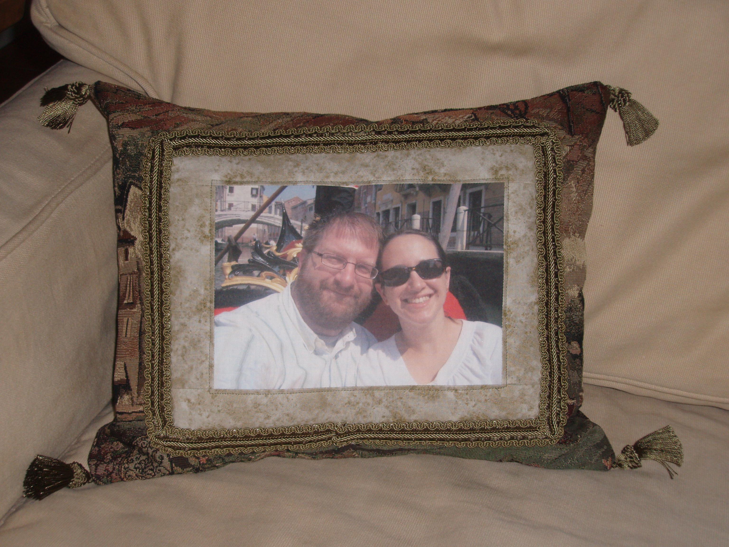 Venezia Pillow
