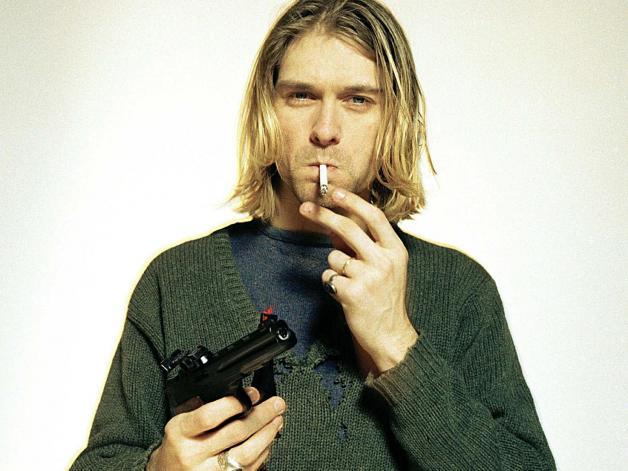 Kurt Cobain Killed By The Illuminati, Confirmed