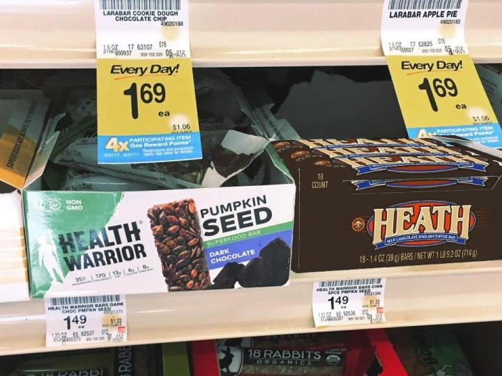 Heath Bar, Not Health Bar, Leaves Millions Confused, Off Diet Plan