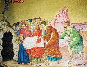 Joseph of Arimathea gave Jesus his tomb