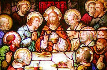 At the Last Supper, Jesus knew he would be betrayed