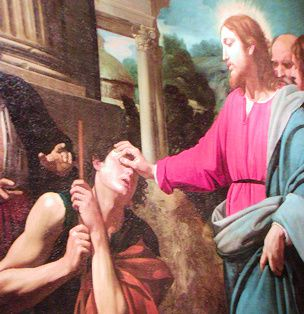 Evangelization Ministry - How to do effective ministry - Jesus said to him, Receive your sight; your faith has healed you.