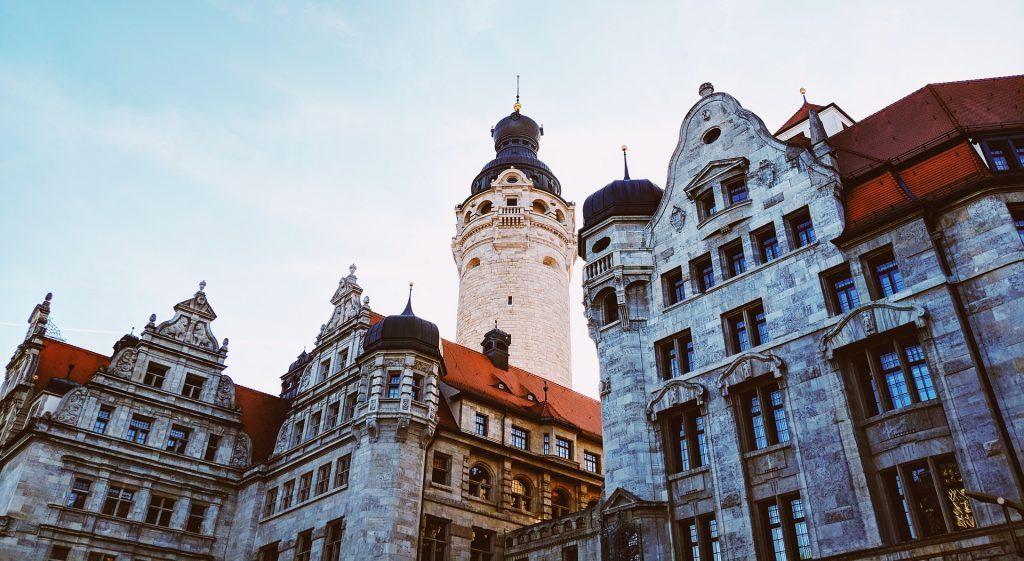 Leipzig Neues Rathaus
