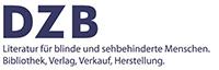 Blue DZB logo