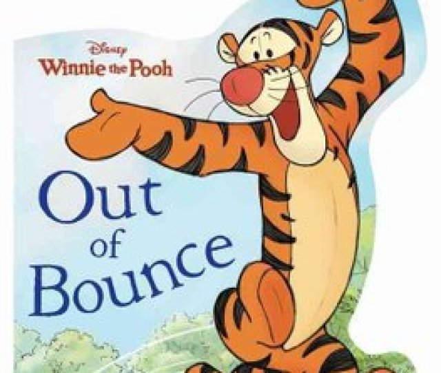 Winnie The Pooh Out Of Bounce By Lisa Ann Marsoli And Disney Book Group