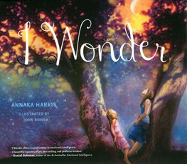 Buy I Wonder By Annaka Harris With Free Delivery