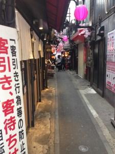 Alleys of Tokyo