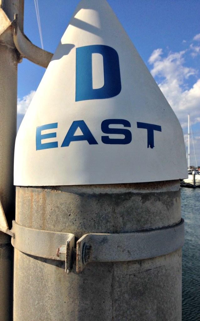 D East