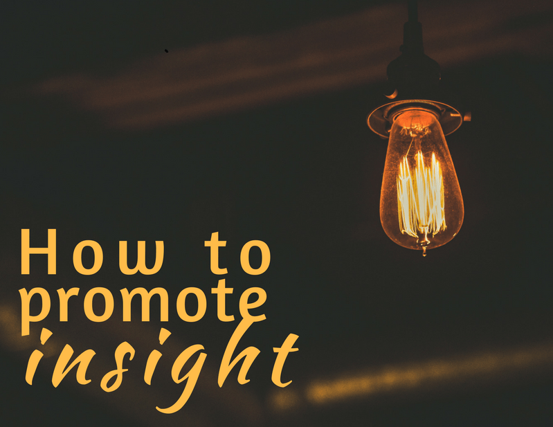 How to promote insight tile