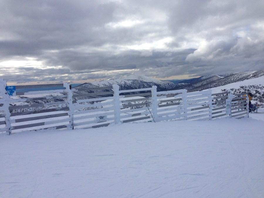 Top of Heavenly Valley