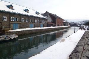 Otaru canal resized