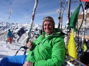 Ross at Aspen