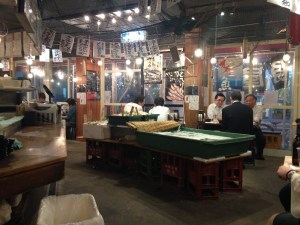 Seafood restaurant Osaka resized