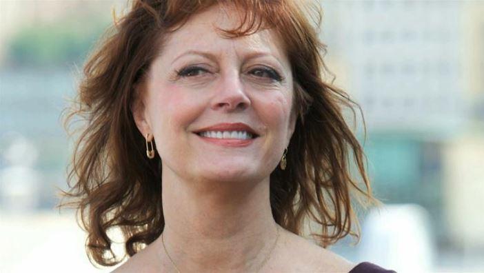 Susan Sarandon, photo credit - www.biography.com