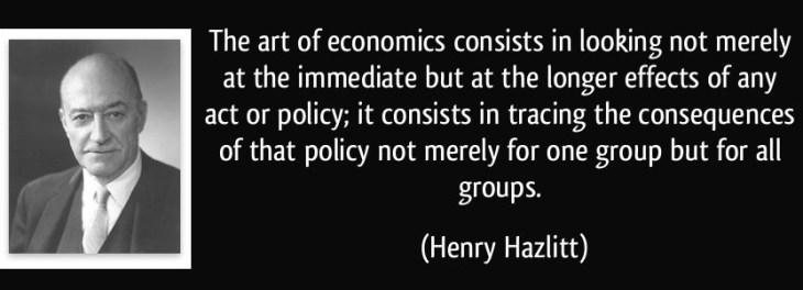 """Image result for HENRY HAZLITT'S """"ECONOMICS IN ONE LESSON"""""""