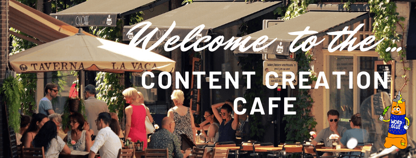 Content Creation Cafe