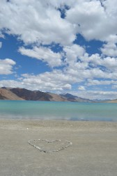Pangong Lake, Himalayas