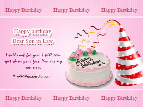 Birthday Wishes For Son Wordings And Messages