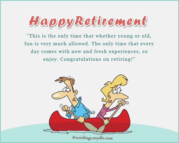 Funny retirement card message ideas carlazosfo retirement wishes greetings and messages wordings m4hsunfo