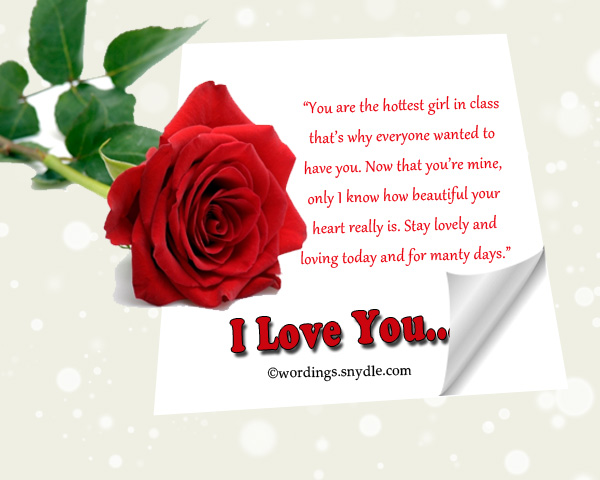 I Love You Wallpaper For Gf : I Love You Pictures To Send Your Girlfriend Wallpaper sportstle
