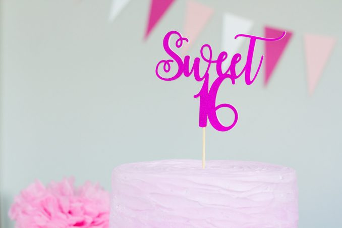 Happy Sweet 16! A Collection of Happy 16th Birthday Messages
