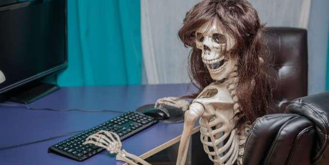 30 Hilarious Skeleton Puns You Need to Know 2020.