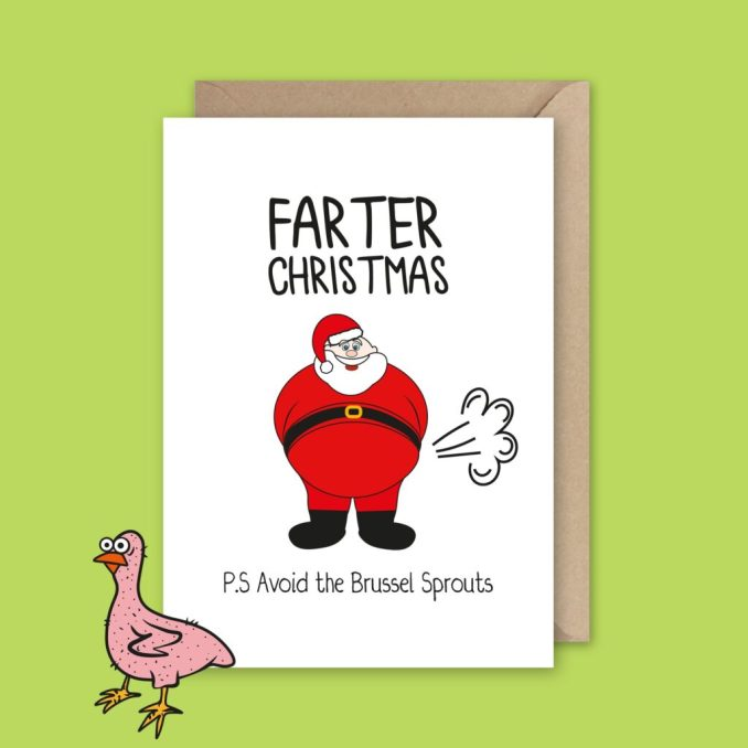 30 Funny Things to Write in a Christmas Card 2020.