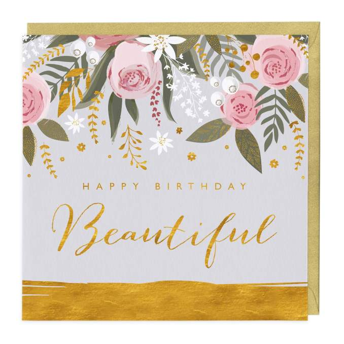 Birthday Greetings for my Beautiful Sister