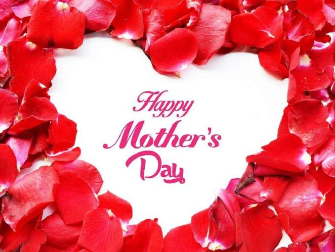 Happy Mother's Day Messages to All Moms in the World.