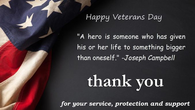 Thank You Veterans! 40 Inspiring and Motivating Messages.