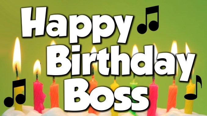 Genuine and Touching Birthday Wishes for your Boss
