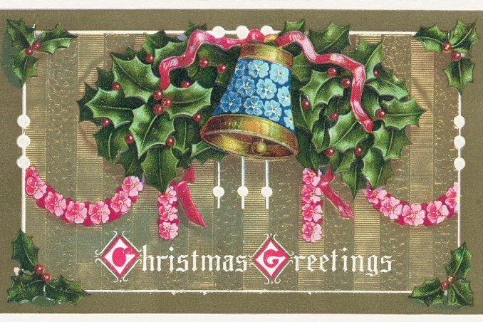 Christmas dazzle with moments of grace,