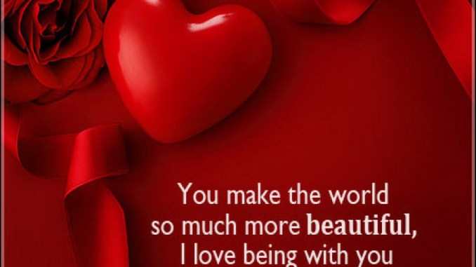 Love Messages for Your Girlfriend