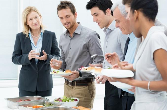 Corporate Potluck Invitation Wording
