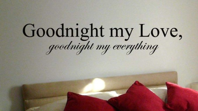 Sweet and Romantic Goodnight Messages for Boyfriend