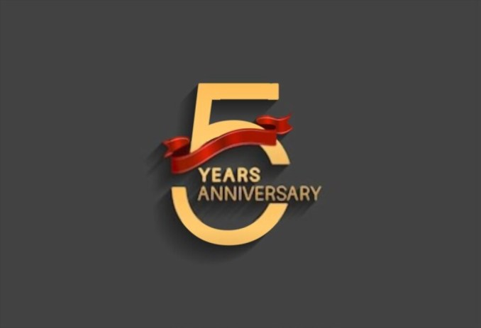 Happy 5-Years Anniversary Quotes