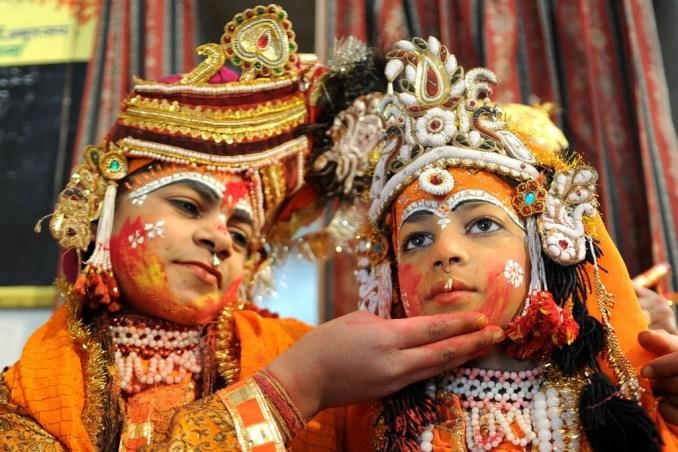 Hallowed Lord Krishna Names