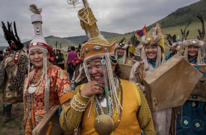 Mesmerizing Mongolian Names for Girls