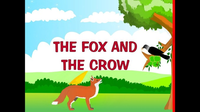 27. The Fox and the Crow