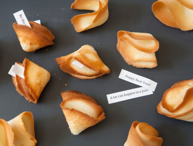 A Grand Compilation of Fortune Cookie Messages with Promising Thoughts