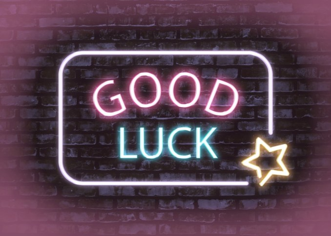 Good Luck Messages for Cards