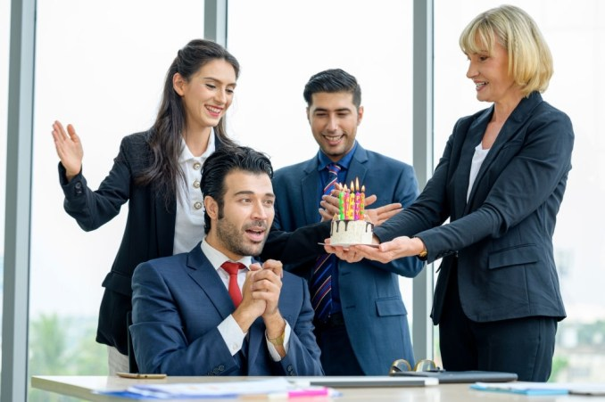 Short Birthday Messages to a Boss