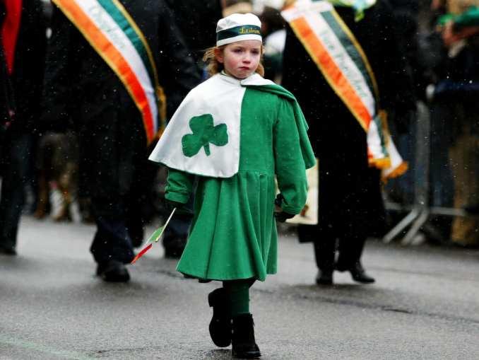 Beautiful Irish Girl