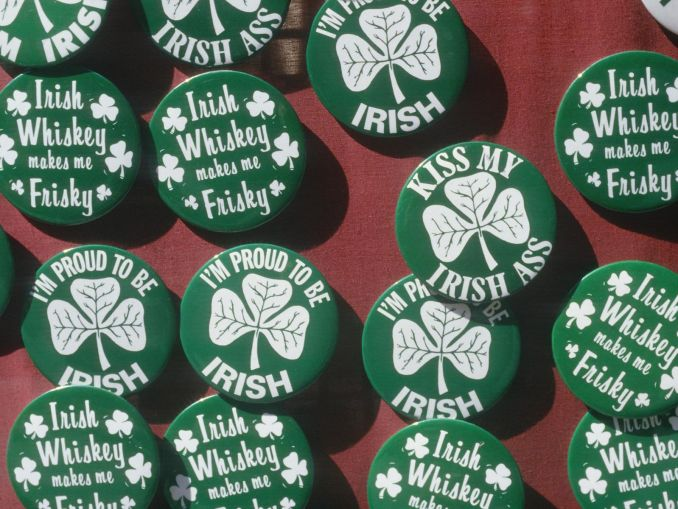 St Patrick's Day Words