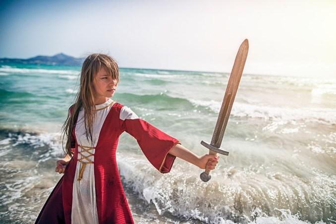 Viking Gilr