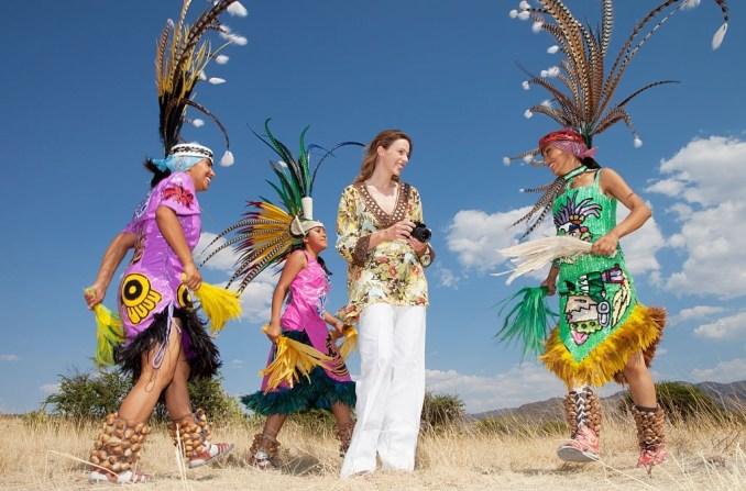 Elegant Aztec names for Girls