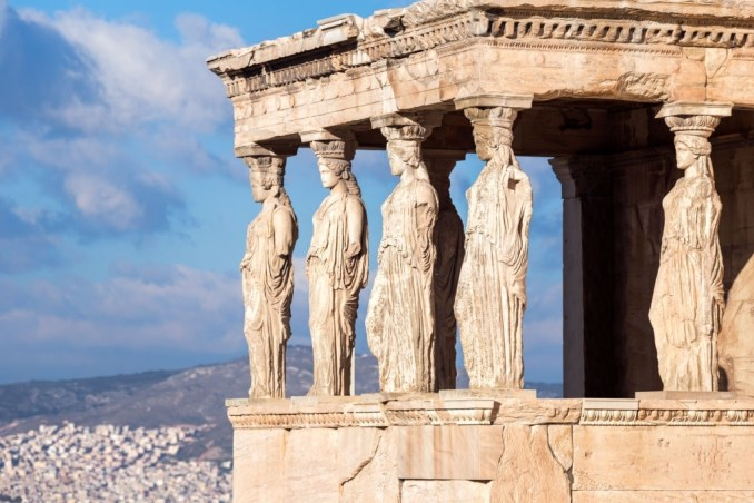 Antique Greek Surnames and Last Names that Dominated the Imperial Era