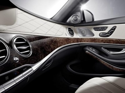 2014 Mercedes-Benz S-Class Interior unveiled (11)